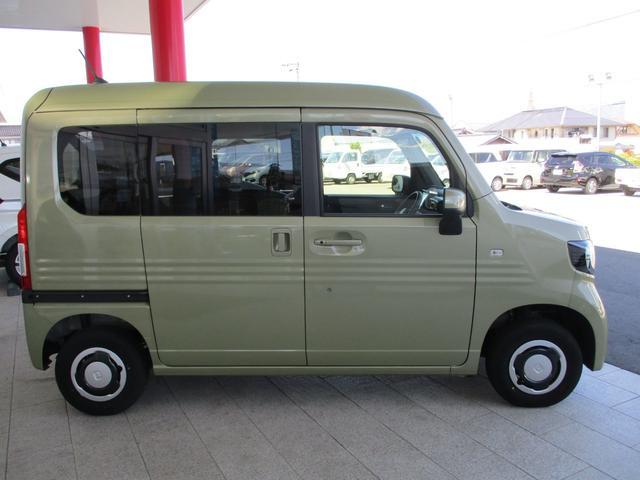 「ホンダ」「N-VAN+スタイル」「軽自動車」「長野県」の中古車4