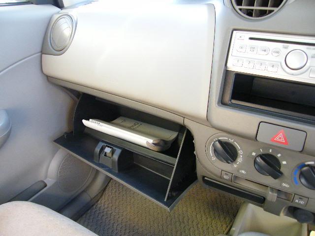 日産 ピノ S キーレス CDオーディオ セキュリティアラーム付 ABS