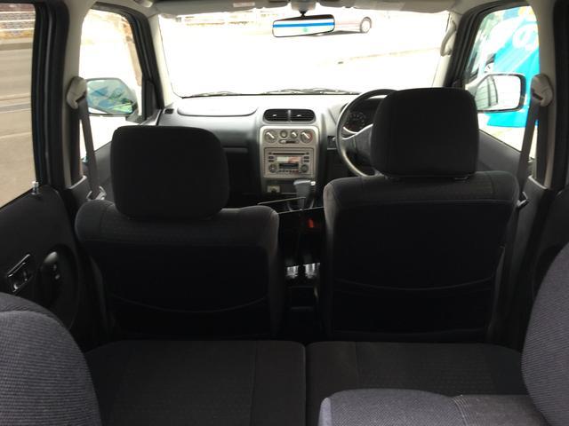 ダイハツ テリオスキッド カスタムX ターボ 4WD スマートキー CD MD アルミ