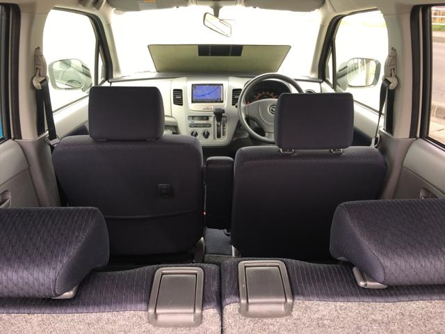 マツダ AZワゴン FX 4WD ナビ DVD再生可 シートヒーター キーレス