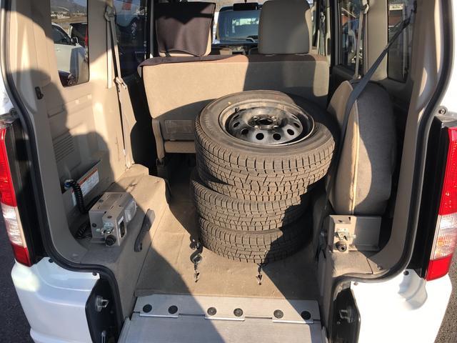 ウィズシリーズ車椅子移動車 4WD シートヒーター 福祉車両(4枚目)