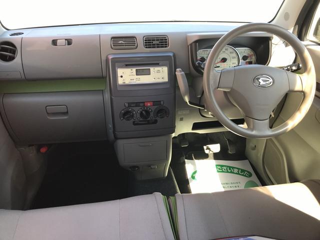 L 4WD CD ミュージックプレーヤー接続可能 キーレス(6枚目)