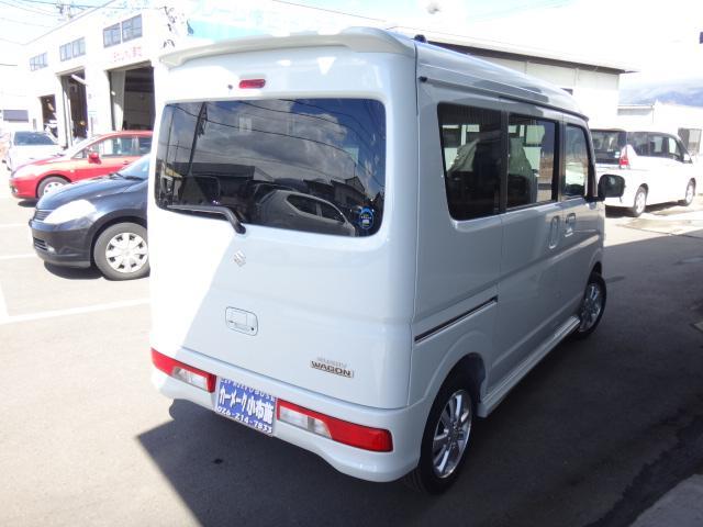 「スズキ」「エブリイワゴン」「コンパクトカー」「長野県」の中古車6