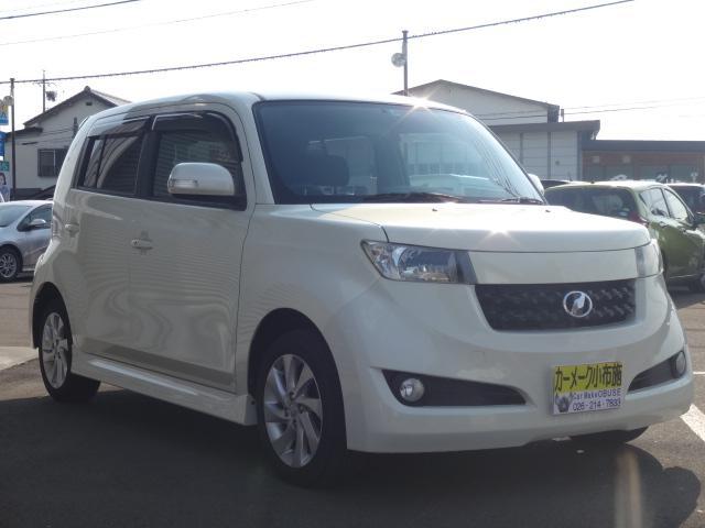 「トヨタ」「bB」「ミニバン・ワンボックス」「長野県」の中古車3