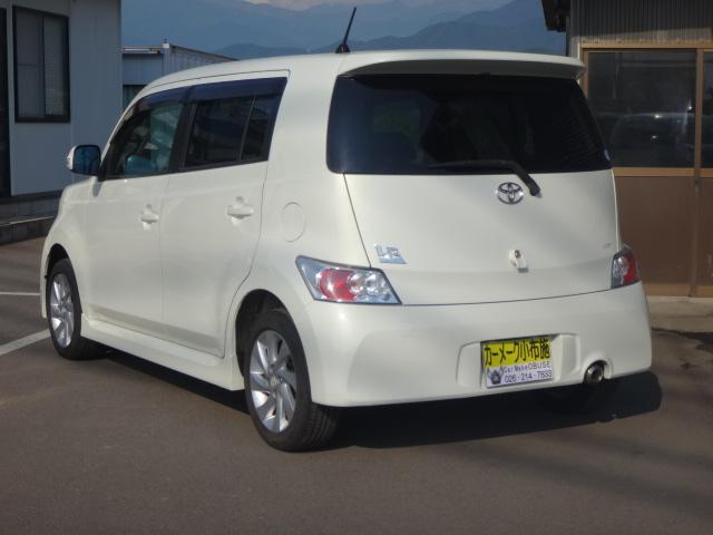 「トヨタ」「bB」「ミニバン・ワンボックス」「長野県」の中古車4