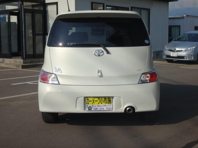 「トヨタ」「bB」「ミニバン・ワンボックス」「長野県」の中古車5