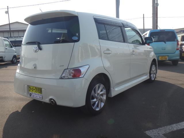 「トヨタ」「bB」「ミニバン・ワンボックス」「長野県」の中古車6