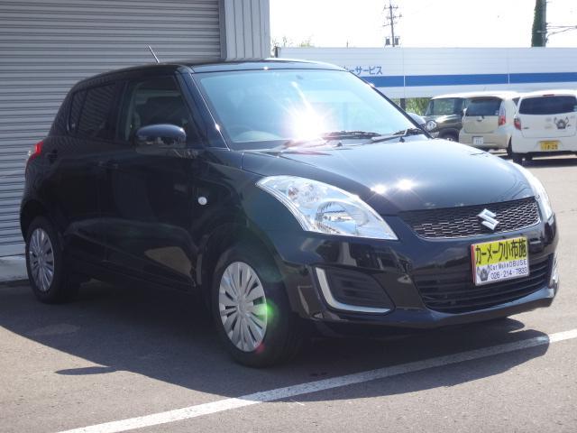 「スズキ」「スイフト」「コンパクトカー」「長野県」の中古車3