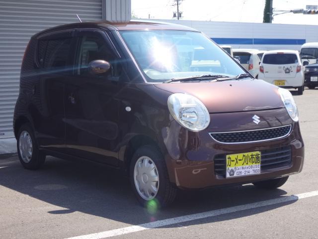 「スズキ」「MRワゴン」「コンパクトカー」「長野県」の中古車3