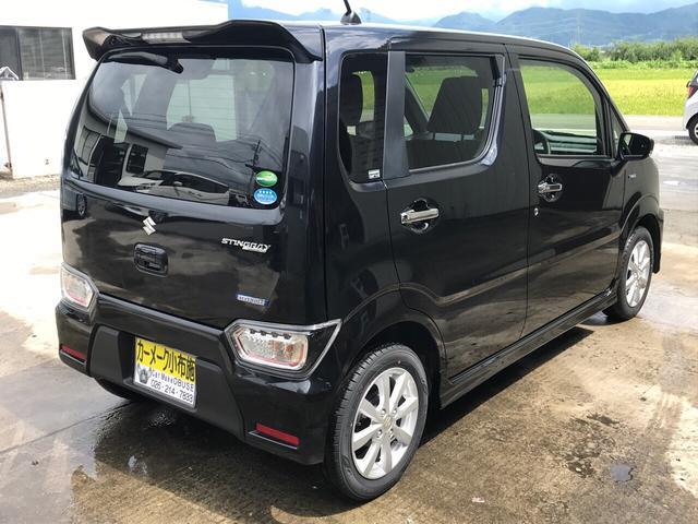 「スズキ」「ワゴンRスティングレー」「コンパクトカー」「長野県」の中古車5