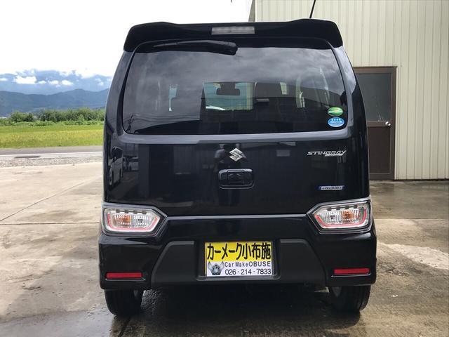 「スズキ」「ワゴンRスティングレー」「コンパクトカー」「長野県」の中古車6
