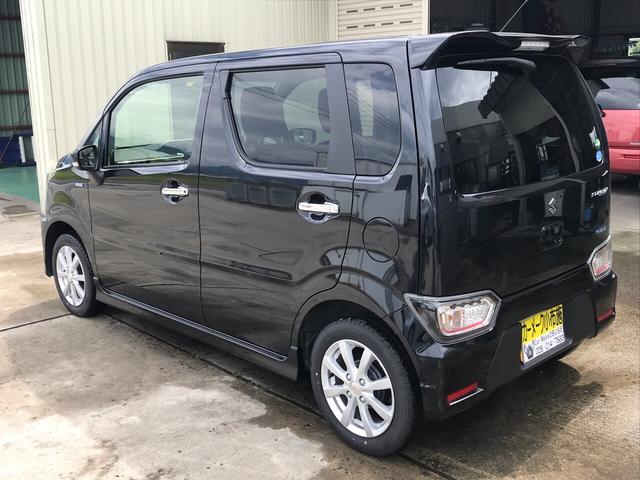 「スズキ」「ワゴンRスティングレー」「コンパクトカー」「長野県」の中古車7