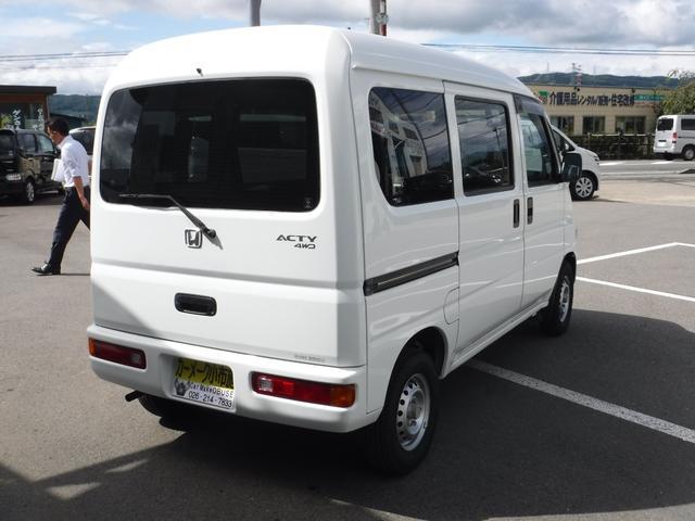 「ホンダ」「アクティバン」「軽自動車」「長野県」の中古車7