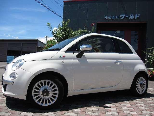 「フィアット」「フィアット 500」「コンパクトカー」「長野県」の中古車6