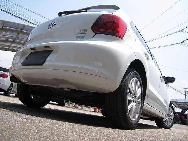 「フォルクスワーゲン」「VW ポロ」「コンパクトカー」「長野県」の中古車9
