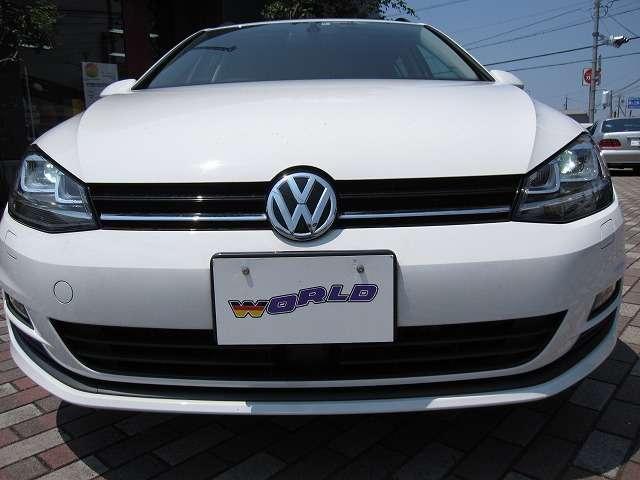「フォルクスワーゲン」「VW ゴルフヴァリアント」「ステーションワゴン」「長野県」の中古車2