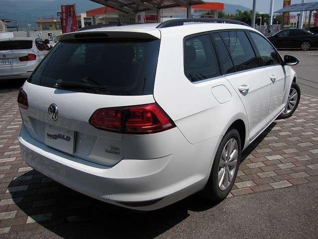 「フォルクスワーゲン」「VW ゴルフヴァリアント」「ステーションワゴン」「長野県」の中古車10