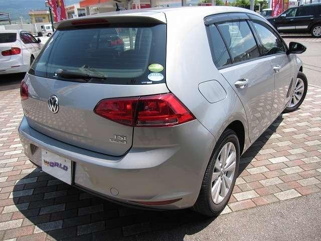 「フォルクスワーゲン」「VW ゴルフ」「コンパクトカー」「長野県」の中古車10