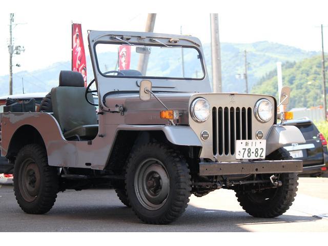 「三菱」「ジープ」「SUV・クロカン」「新潟県」の中古車2