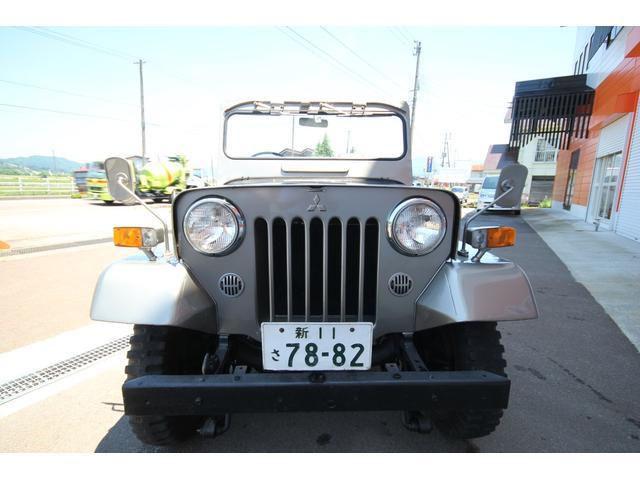 「三菱」「ジープ」「SUV・クロカン」「新潟県」の中古車3