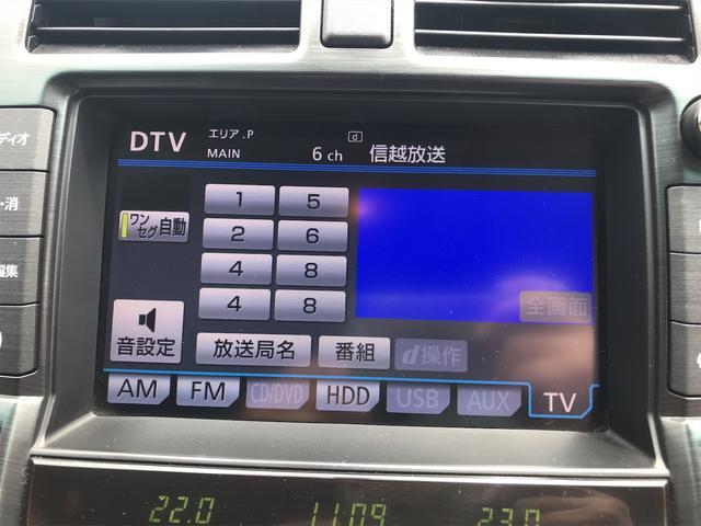 Gパッケージ 純正HDDナビフルセグTV Bカメラ ETC(40枚目)