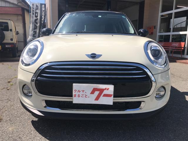 クーパーD 1オーナー ディーゼル車 純正SDナビ 走行41378キロ(3枚目)