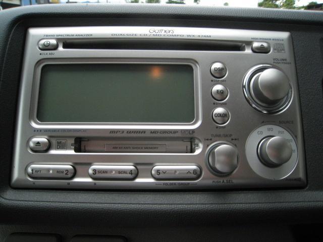 ホンダ ライフ C 4WD キーレス CD MD