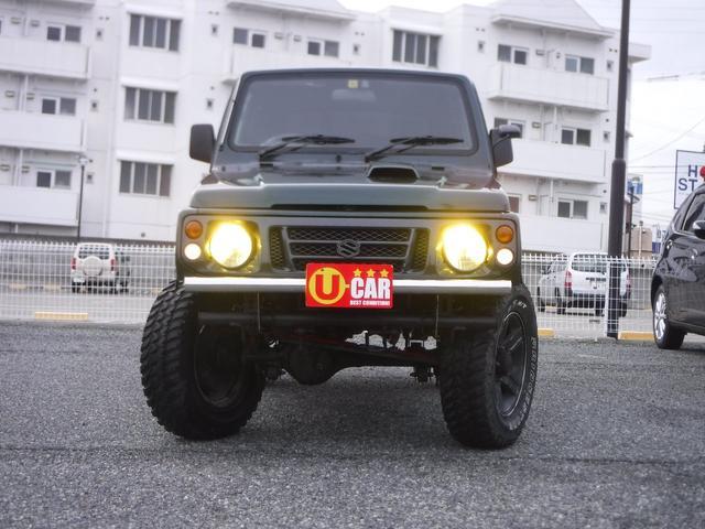 フィッシングマスター 4WD リフトUP 5MT LED(2枚目)
