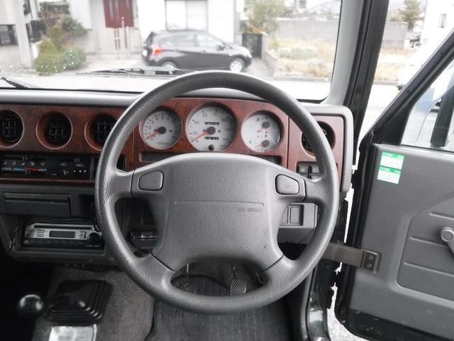 フィッシングマスター 4WD リフトUP 5MT LED(19枚目)