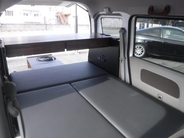 ジョイン 4WD 軽キャンピングカー 車中泊 サブバッテリー(4枚目)