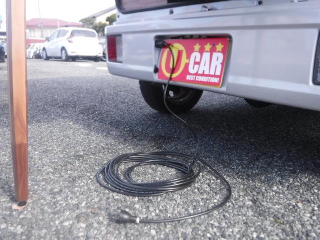 ジョイン 4WD 軽キャンピングカー 車中泊 サブバッテリー(12枚目)