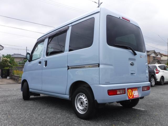 「スバル」「サンバーバン」「軽自動車」「新潟県」の中古車8
