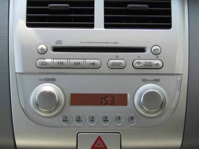 ■純正CDデッキ