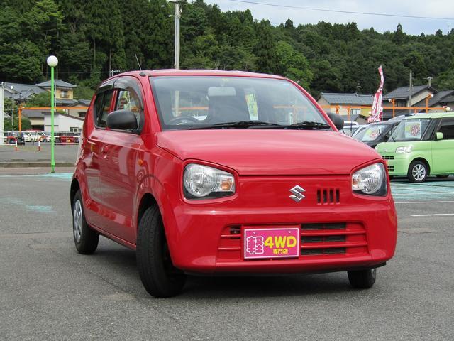 L 4WD CDデッキ キーレス レベライザー シートヒーター アイドリングストップ 横滑り防止 エアバッグ(6枚目)