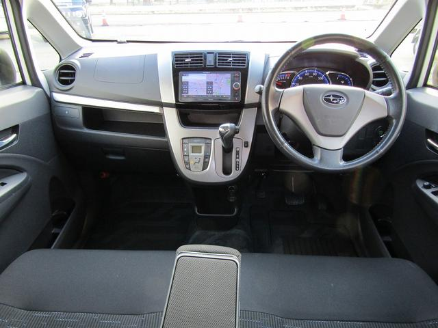 カスタムR 4WD 社外ナビ フルセグTV HIDヘッドライト 純正14インチアルミホイール アイドリングストップ プッシュスタート スマートキー(13枚目)