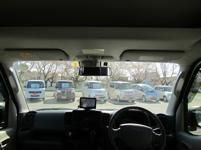 PCスペシャル ハイルーフ 4WD オートマ ETC 社外ポータブルナビ キーレスキー 衝突被害軽減ブレーキ 横滑り防止機能 電動格納ミラー ファブリックシート 誤発進抑制機能(17枚目)