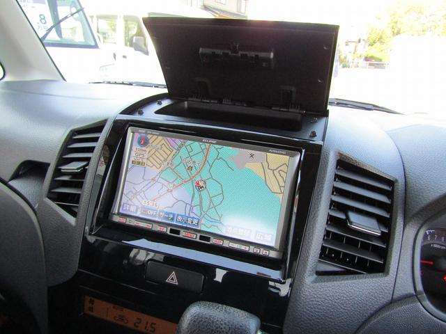 XS 4WD ナビ 左電動スライドドア HIDヘッドライト スマートキー ETC 純正アルミホイール ABS Wエアバッグ(3枚目)