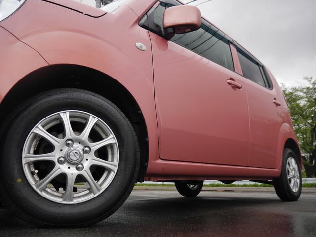 S FOUR 4WD 純正タッチパネルCDオーディオ バックカメラ スマートキー 社外13インチアルミホイール 運転席シートヒーター アイドリングストップ ベンチシート ABS Wエアバッグ(4枚目)