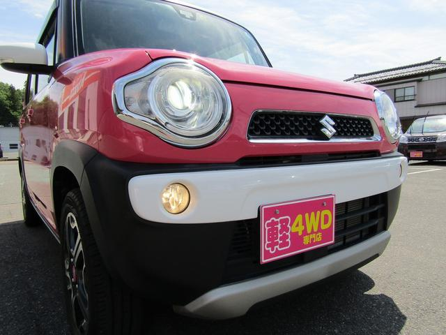 Xターボ 4WD 社外メモリーナビ ワンセグTV 純正アルミホイール HIDヘッドライト シートヒーター 衝突被害軽減ブレーキ アイドリングストップ スマートキー(10枚目)