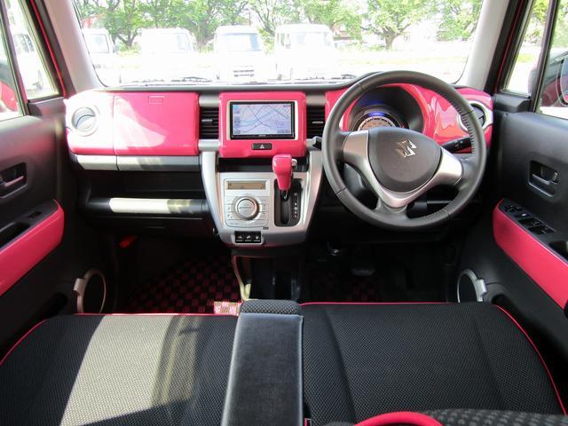 Xターボ 4WD 社外メモリーナビ ワンセグTV 純正アルミホイール HIDヘッドライト シートヒーター 衝突被害軽減ブレーキ アイドリングストップ スマートキー(13枚目)