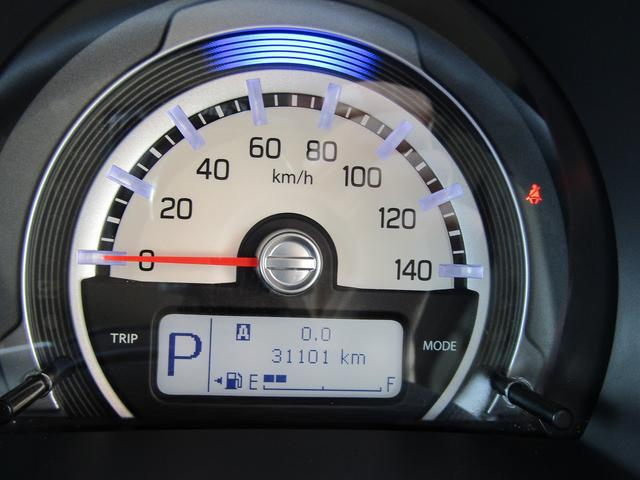 Xターボ 4WD 社外メモリーナビ ワンセグTV 純正アルミホイール HIDヘッドライト シートヒーター 衝突被害軽減ブレーキ アイドリングストップ スマートキー(14枚目)