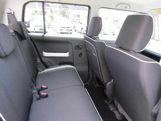 Gターボ 4WD 社外アルミホイール 衝突被害軽減ブレーキ CDオーディオ アイドリングストップ シートヒーター スマートキー(10枚目)