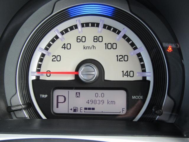 Gターボ 4WD 社外アルミホイール 衝突被害軽減ブレーキ CDオーディオ アイドリングストップ シートヒーター スマートキー(12枚目)