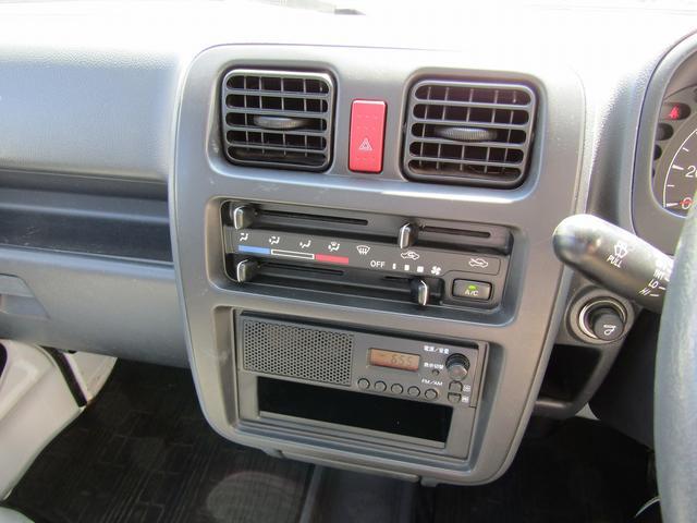 FC エアコン パワステ 5MT 4WD AMFMラジオ(13枚目)