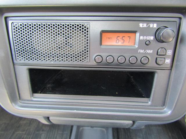 FC エアコン パワステ 5MT 4WD AMFMラジオ(14枚目)