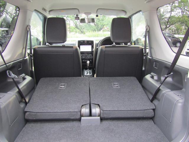 ランドベンチャー 4WD 社外ナビ TV ドライブレコーダー ステアリングスイッチ ハーフレザーシート シートヒーター フォグ 背面スペアタイヤ ETC(17枚目)