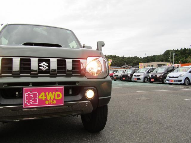 ランドベンチャー 4WD 社外ナビ TV ドライブレコーダー ステアリングスイッチ ハーフレザーシート シートヒーター フォグ 背面スペアタイヤ ETC(27枚目)