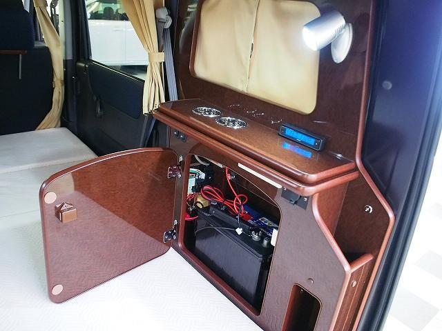 ホンダ バモスホビオ FOCS GT-2 新規架装 4WD インバーター 走行充電