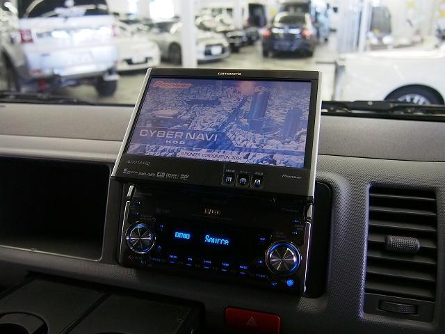DX 4WD HDD ベッド ローダウン タイベル交換済(18枚目)