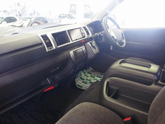 グランドキャビン 4WD パワスラ 社外メモリーナビ 地デジ(11枚目)